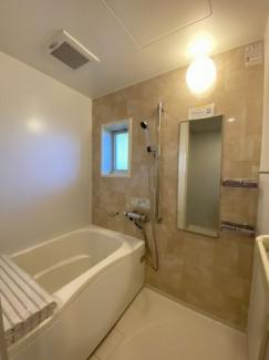 【浴室】コートビレッジB棟