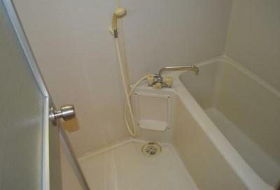 【浴室】ラ フォンテーヌ