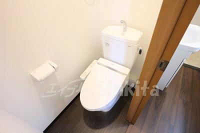 【トイレ】ザ・ファースト新大阪