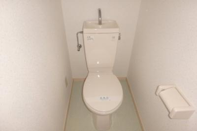 【トイレ】KMビレッジA棟