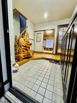 【玄関】北花田町4丁 一戸建て