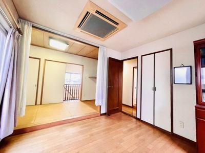 【洋室】北花田町4丁 一戸建て