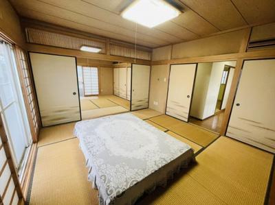 【和室】北花田町4丁 一戸建て