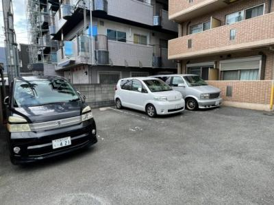 【駐車場】GranceCourt