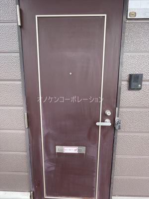 【玄関】サンハイツⅡ