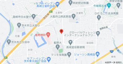 【地図】フィカーサ土室 (株)Roots