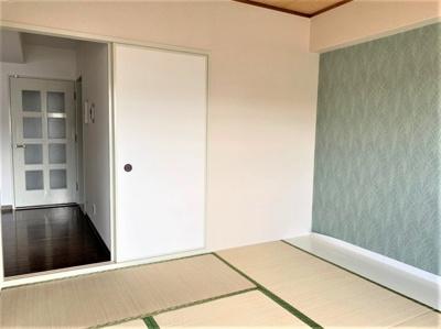 【和室】マンションタワーサイド