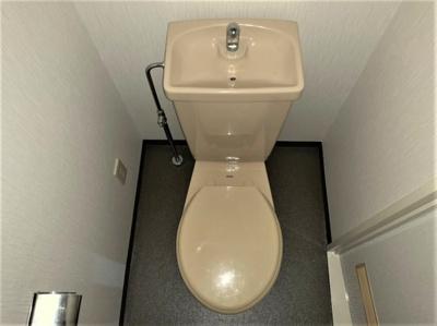 【トイレ】マンションタワーサイド