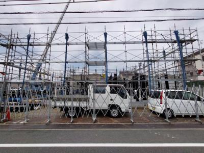 【エントランス】(仮称)東大阪市シャーメゾン若江東町5丁目PJ
