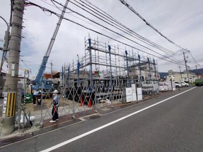 【駐車場】(仮称)東大阪市シャーメゾン若江東町5丁目PJ