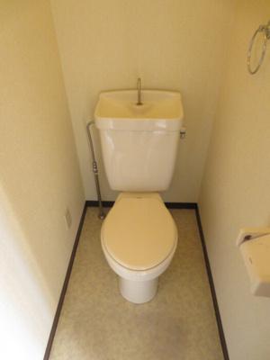 【トイレ】アネックス木場 B棟