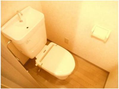 【トイレ】ハピネス(事務所)
