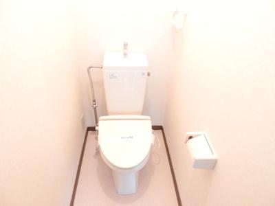 【トイレ】パンジーコーポ