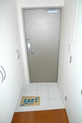 【玄関】イクシア溝の口