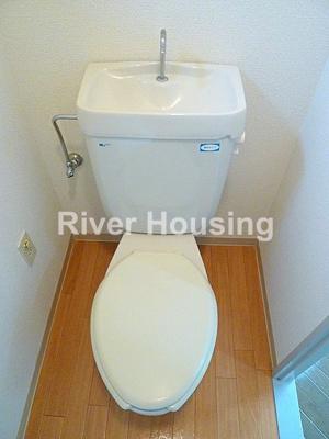 【トイレ】ロックハイツ