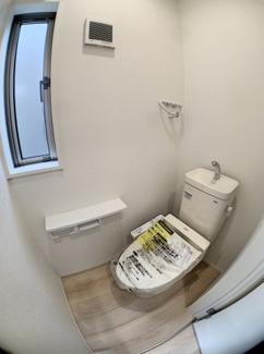 【トイレ】御殿場市大坂第2 新築戸建 全3棟 (2号棟)