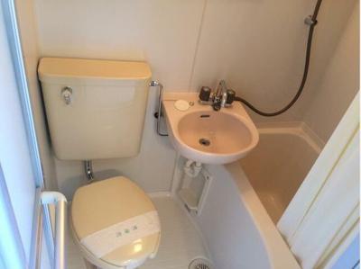 【浴室】リッチマウント