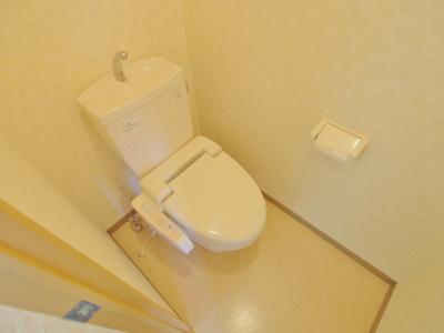 【トイレ】クレールK