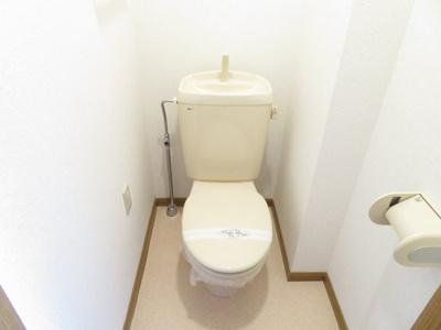 【トイレ】エルディム北一の沢A