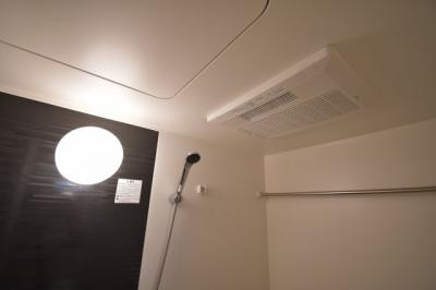 【浴室】イアース東武練馬Ⅱ