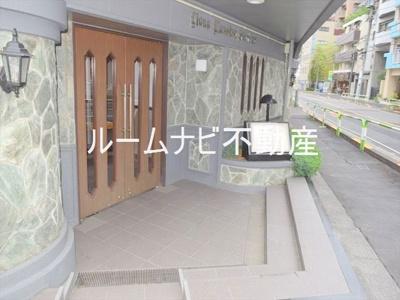 【エントランス】ライオンズマンション後楽園