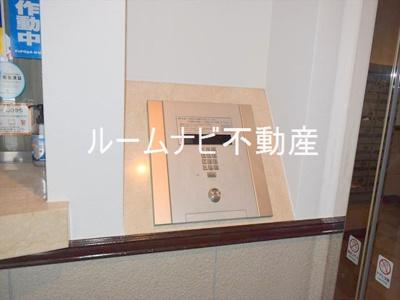 【セキュリティ】ライオンズマンション後楽園