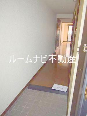 【玄関】ライオンズマンション後楽園
