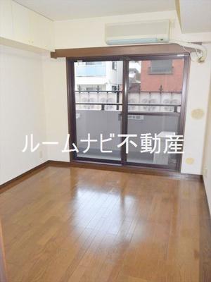 【居間・リビング】ライオンズマンション後楽園
