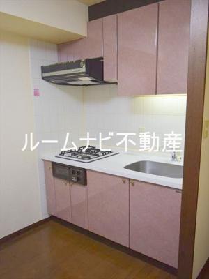【キッチン】ライオンズマンション後楽園