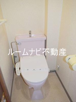 【トイレ】ライオンズマンション後楽園