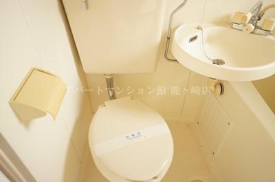 【トイレ】ガルウィング