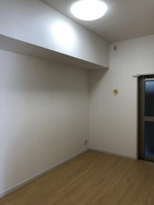 洋室4.5畳。