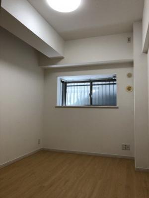 洋室6.1畳。
