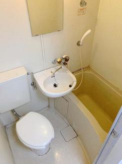 【浴室】レオパード三鷹