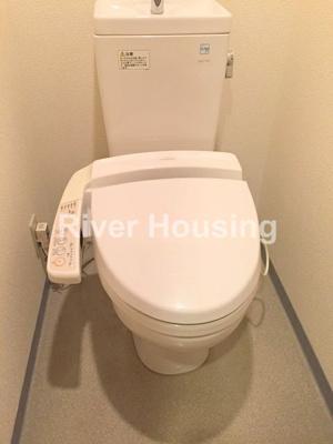 【トイレ】アップルヴィレッジ