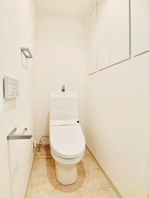 【トイレ】アパートメンツ白金三光坂