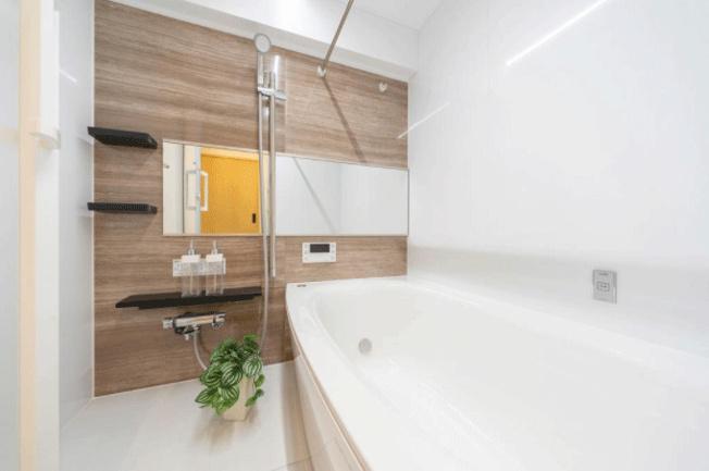 【浴室】メゾンドール高輪