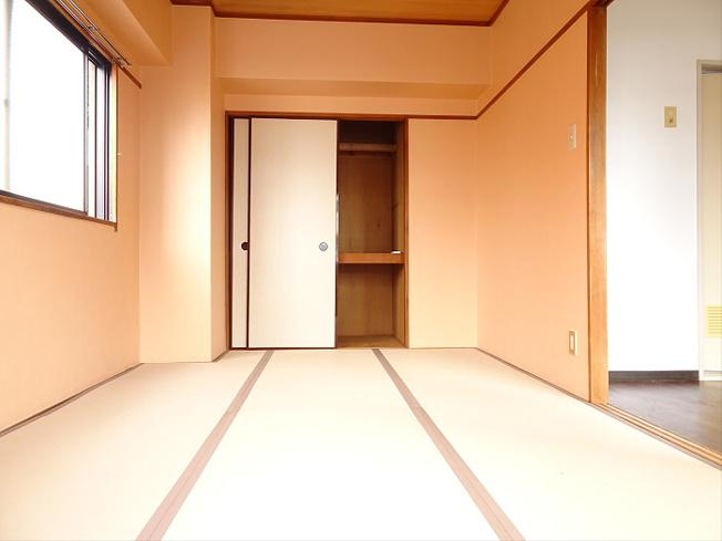 【寝室】第二西谷ビル