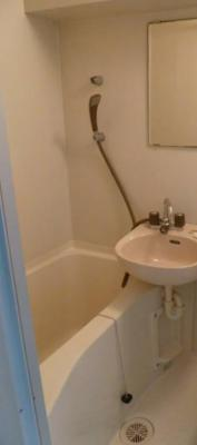 【浴室】サクラヒルズマンション