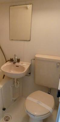 【トイレ】サクラヒルズマンション