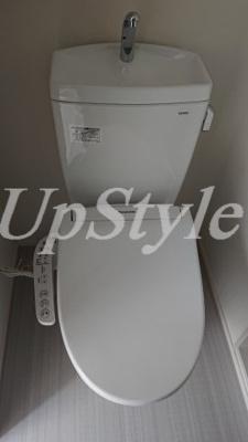 【トイレ】プランドルアムール志茂