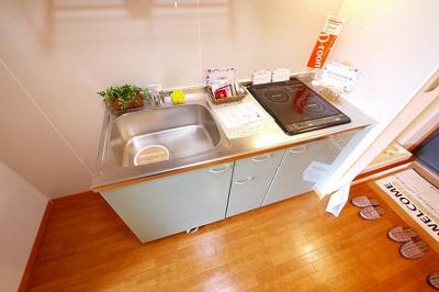 【キッチン】ハイツ若草