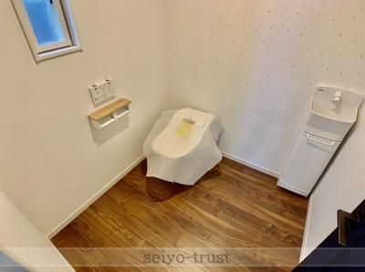 【トイレ】西区高須1丁目
