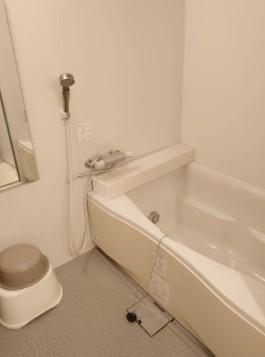 仲六郷ハウスのお風呂です。