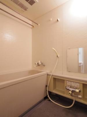 【浴室】ヴィルヌーブ新小岩