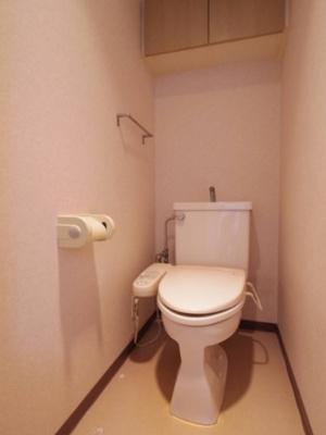 【トイレ】ヴィルヌーブ新小岩