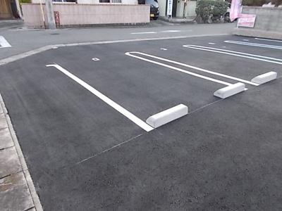 【駐車場】ネオハイム