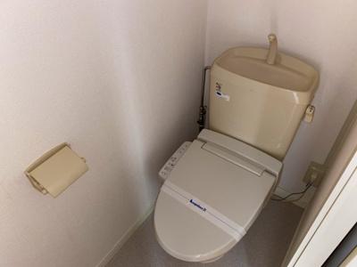 【トイレ】レオパレスオリーブ