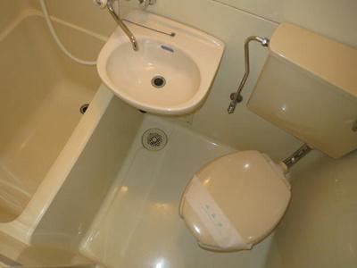 【トイレ】ナルセ33ハイム
