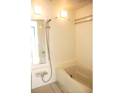 【浴室】プレミアブラン代々木公園